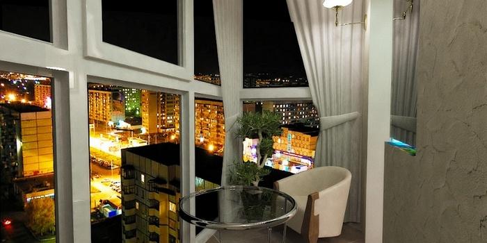 Балкон француз для отдыха Виконт одесса