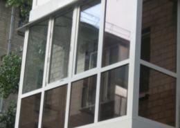Остекление балконов в рассрочку в одессе. компания vikont.